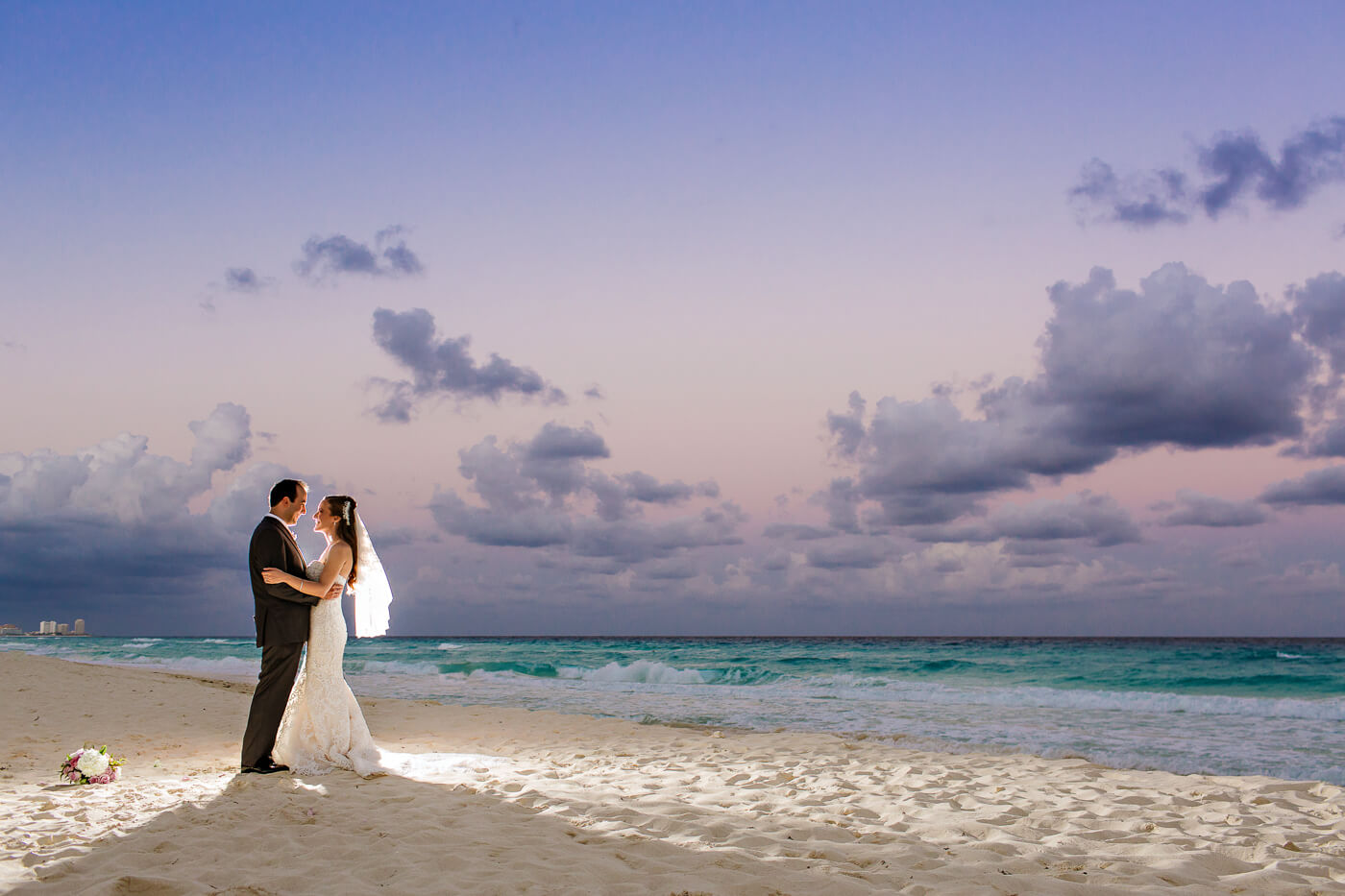 cancun jw marriott wedding photos