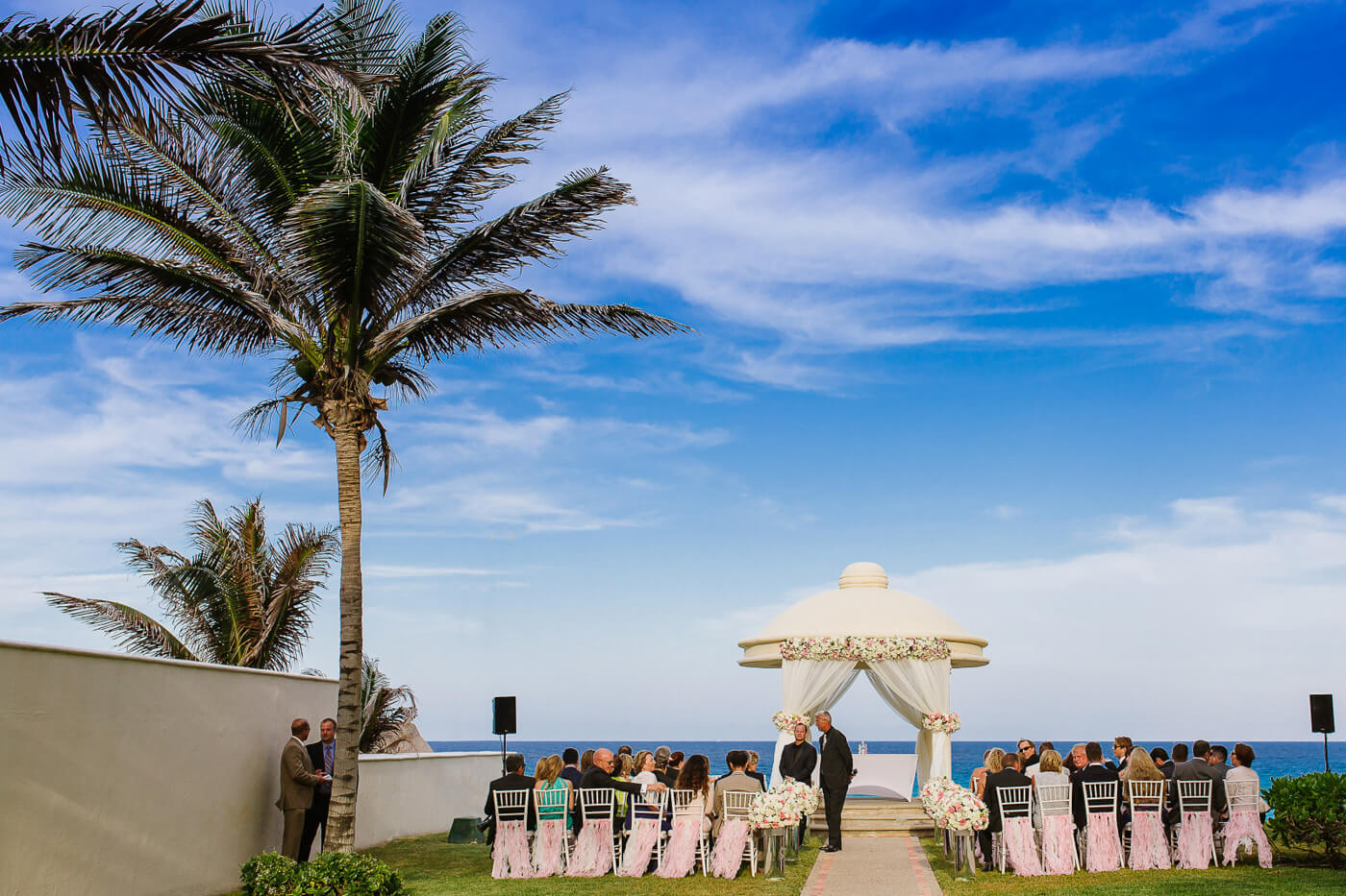 cancun jw marriott wedding photography