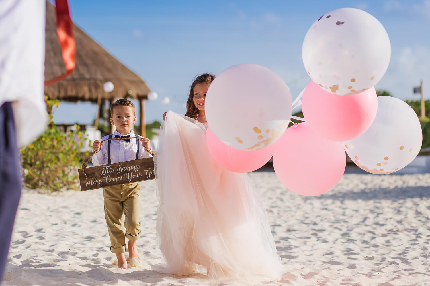 Dreams Playa Mujeres Wedding Photography